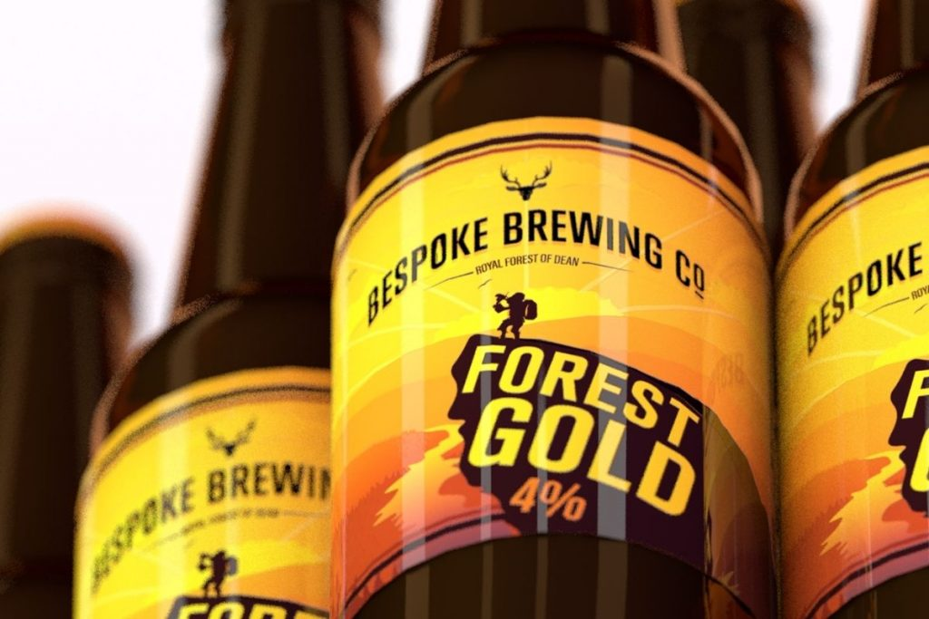 Forest Gold - Bespoke Brewing - The Craft Drink Co